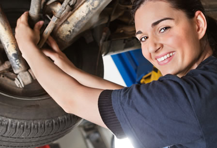 Tyre and Exhaust Fitters